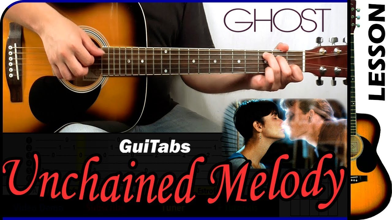 acoustic unchained melody