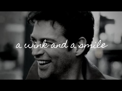 harry connick jr a wink and a smile